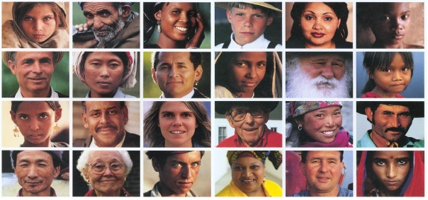 Il mondo è vario... grazie alle infinite combinazioni di geni.